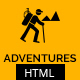 Adventures – Booking And Tourism HTML & Wordpress Theme - ThemeForest Item for Sale