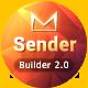 Sender - Responsive Email + MailBuild Online - ThemeForest Item for Sale