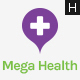 MegaHealth - Health and Medical Centers HTML5 Template - ThemeForest Item for Sale