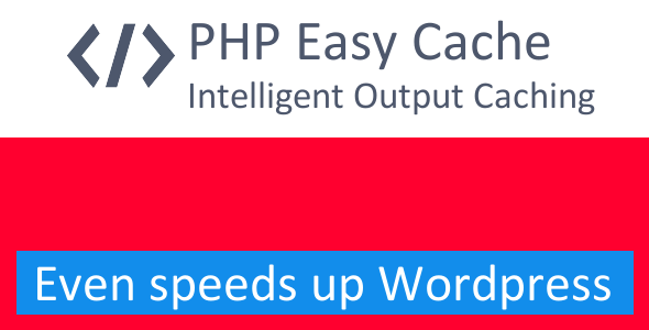 PHP Easy Cache Pro Download
