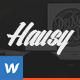 Hausy - Portfolio & Agency Webflow Template - ThemeForest Item for Sale