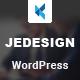 Jedesign multipurpose WordPress theme - ThemeForest Item for Sale