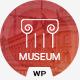 Museum - Responsive WordPress Theme