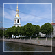 Old Cathedral And River - VideoHive Item for Sale