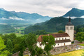Church of Gruyères in the canton of Fribourg, Switzerland - PhotoDune Item for Sale