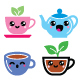 Kawaii Characters   - GraphicRiver Item for Sale