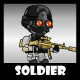 Soldier 46 Night Operator - GraphicRiver Item for Sale