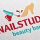 Nail Salon Logo Template - GraphicRiver Item for Sale