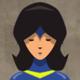 Cartoon Girl Super Hero Opener - VideoHive Item for Sale