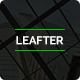 Leafter - One Page Corporate Website - ThemeForest Item for Sale
