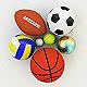 3D Realistic Balls - 3DOcean Item for Sale