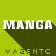 Manga - Ultimate Responsive Magento Theme - ThemeForest Item for Sale