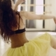 Beautiful Girl Wearing Dancing Costume With Corset - VideoHive Item for Sale
