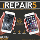 Smartphone Repair 5 Flyer/Poster - GraphicRiver Item for Sale