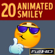 20 Animated Smiley Pack - VideoHive Item for Sale