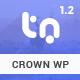 Crown - App Showcase Responsive Theme - ThemeForest Item for Sale