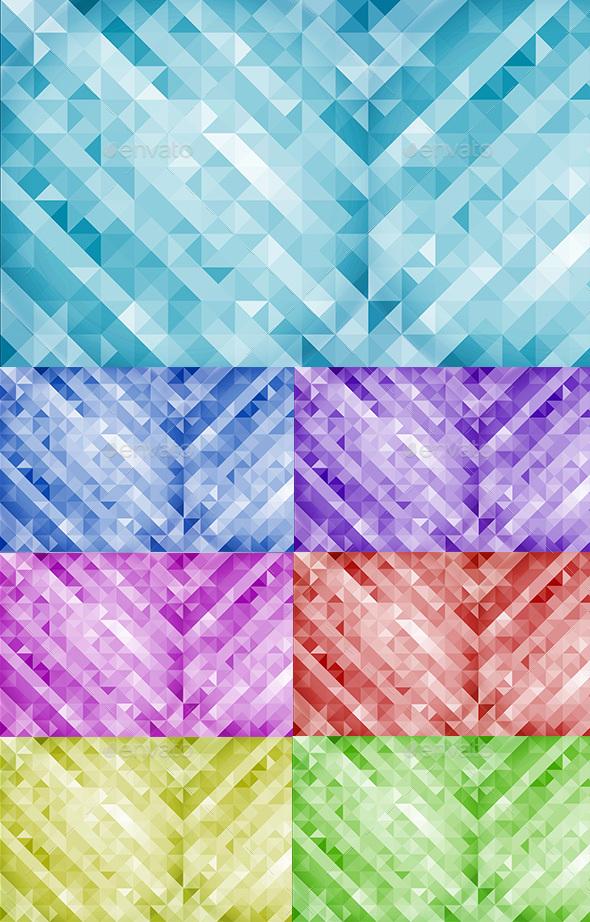 07 Geometric Backgrounds Hd