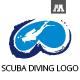 Scuba Diving Logo - GraphicRiver Item for Sale