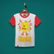 Bird Singing Kids T-Shirt Design - GraphicRiver Item for Sale