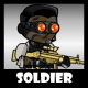 Soldier 49 Night Operator - GraphicRiver Item for Sale