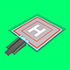 Low Poly Helipad - 3DOcean Item for Sale