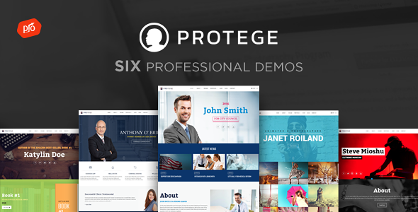 Protege - Single Professional Theme