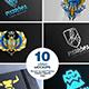 10 Logo Mock-ups Vol.2 - GraphicRiver Item for Sale
