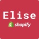 Elise - A Genuinely Multi-Concept Shopify Theme - ThemeForest Item for Sale