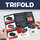 Auto Rental Company - Trifold Brochure - GraphicRiver Item for Sale