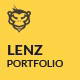 Lenz - Creative Photography Template - ThemeForest Item for Sale