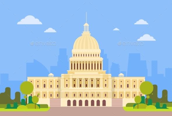 Capitol Building United States of America Senate