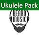 Ukulele Whistle Happy Pack