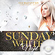 Flyer Sunday White Night - GraphicRiver Item for Sale