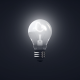 Bulb Logo Intro - VideoHive Item for Sale