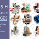 Animated Typographic Collage Of Garbage - VideoHive Item for Sale
