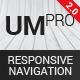 Multipurpose Responsive Navigation Menu - CodeCanyon Item for Sale
