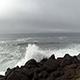 Ocean Waves Coming Into Black Lava Shore Depoe Bay Oregon - VideoHive Item for Sale