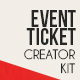 Ticket Creator Kit - GraphicRiver Item for Sale
