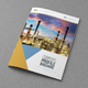 Annual Report Brochure 07 - GraphicRiver Item for Sale