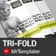 Tri-fold Gym - GraphicRiver Item for Sale