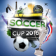 Soccer Cup 2016 - GraphicRiver Item for Sale