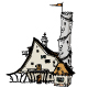 Fantasy Houses Illustration  - GraphicRiver Item for Sale
