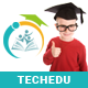 Techedu - Education Bootstrap Template - ThemeForest Item for Sale