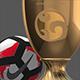 Pack Copa America 3D Model - 3DOcean Item for Sale
