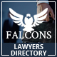 Falcons - Directory for Lawyers & Law Firms - ThemeForest Item for Sale