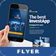 Mobile App Flyer Template Vol.01 - GraphicRiver Item for Sale