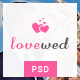 Lovewed - Event & Wedding PSD Template - ThemeForest Item for Sale