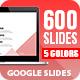Citrona - Google Slides Presentation - GraphicRiver Item for Sale