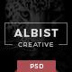 ALBIST - Creative PSD Template - ThemeForest Item for Sale