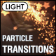 Shiny Particles Transition vol.1 - Light - VideoHive Item for Sale